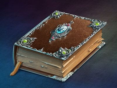 Magic Book by Oleg Chulakov Studio