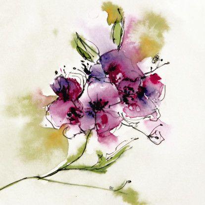 wilde bloemen - Bloemenkaarten - Kaartje2go