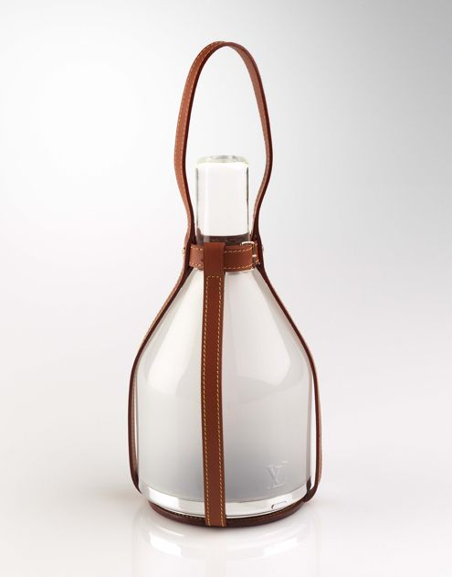 Barber Osgerby - Solar powered, portable Murano glass lamp for Louis Vuitton's Objet Nomades collection.