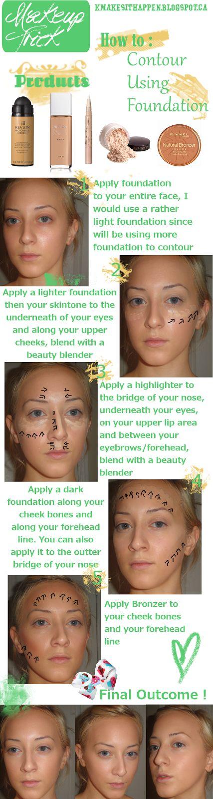 375 best Makeup - Contouring images on Pinterest