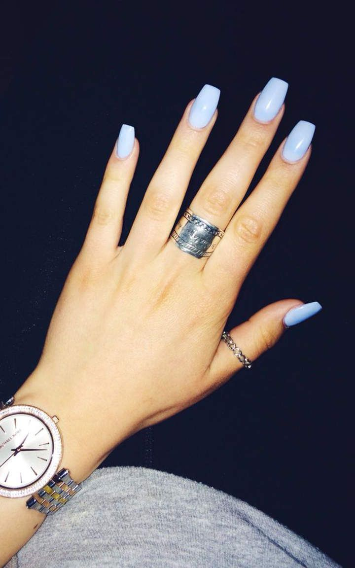 Nail Shape Trends: Best 25+ Nails Shape Ideas On Pinterest