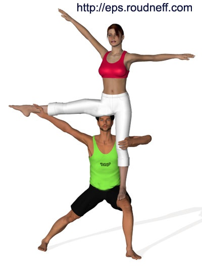 Another Page Of Duo Moves 2 acrosport duo en 3Djpg
