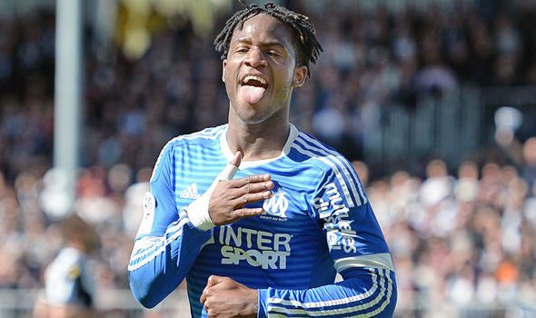 "Michy Batshuayi: ""My future is at Marseille"""