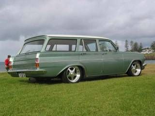 Holden Special Wagon
