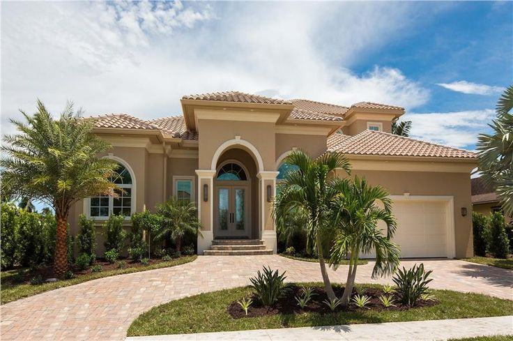Breath taking Florida style home. Plan#175-1132