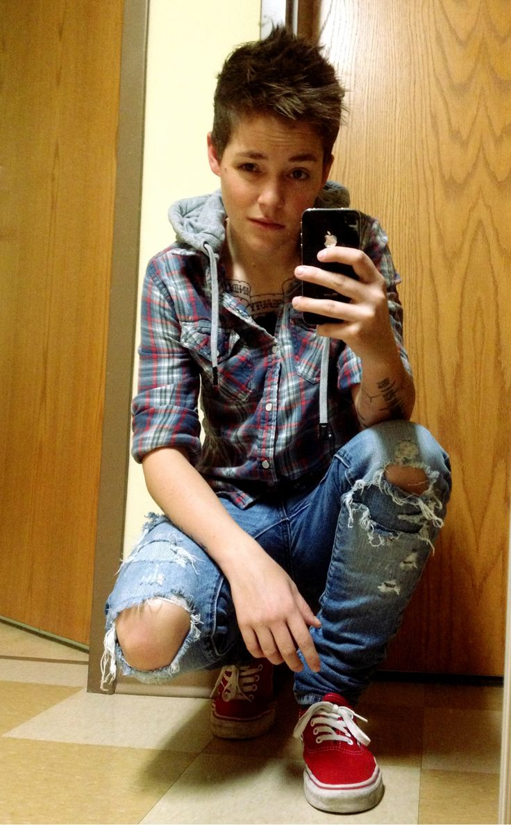 158 Best Soft Butch Images On Pinterest  Tomboy Style -5443