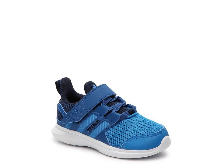 adidas Hyperfast 2.0 El Boys Infant & Toddler Velcro Running Shoe | DSW