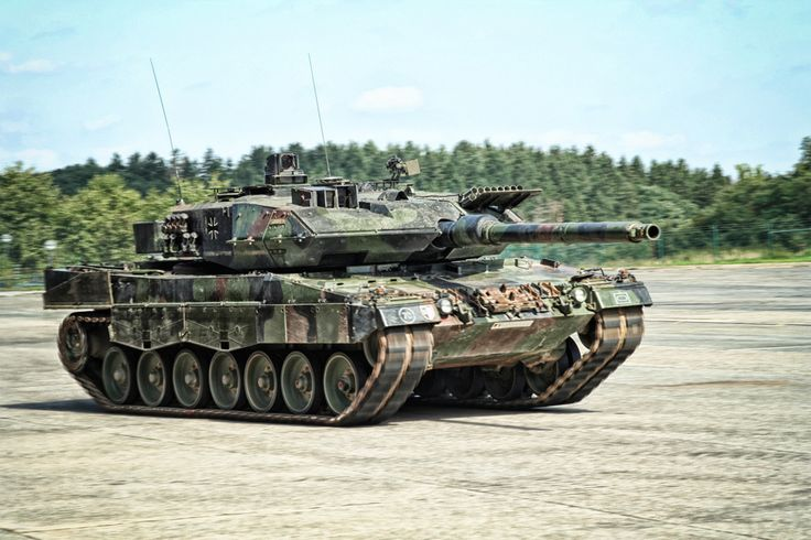 Leopard II A6