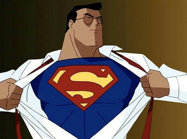 Superman, a serie animada