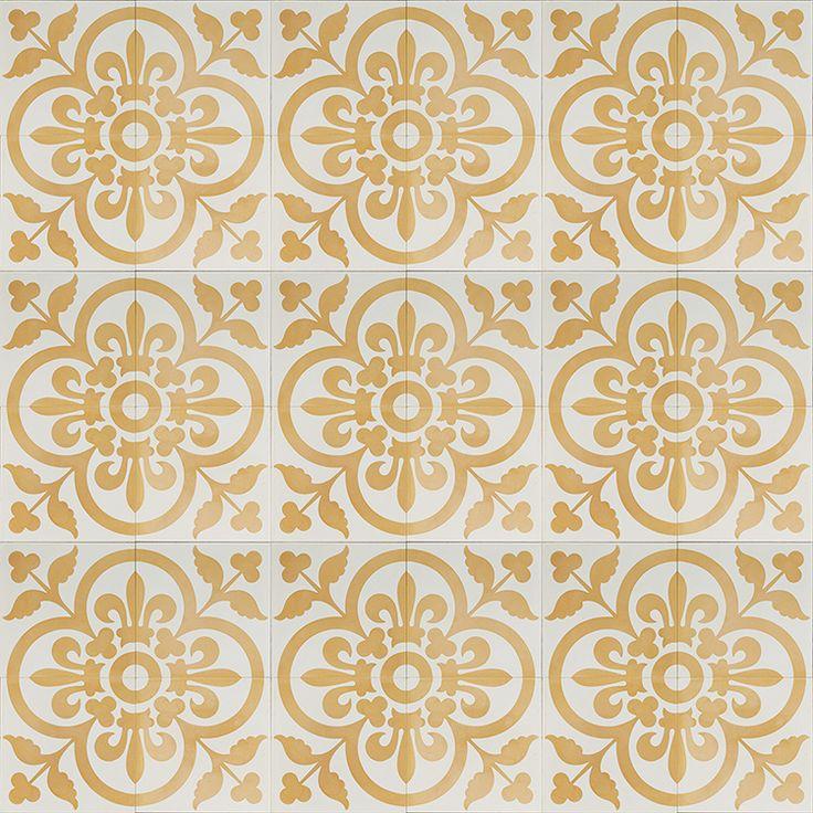 New royal reproduction tile layout from Jatana Interiors