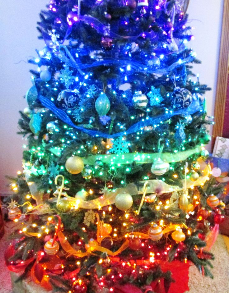 Gay christmas tree ornaments