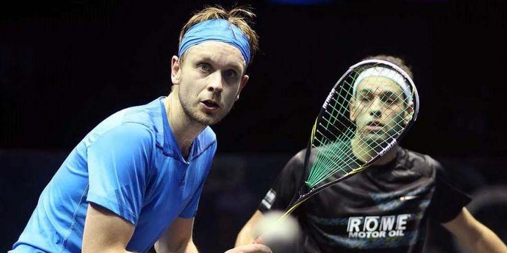 Willstrop Headlines the Field at Wimbledon Open - Professional Squash Association
