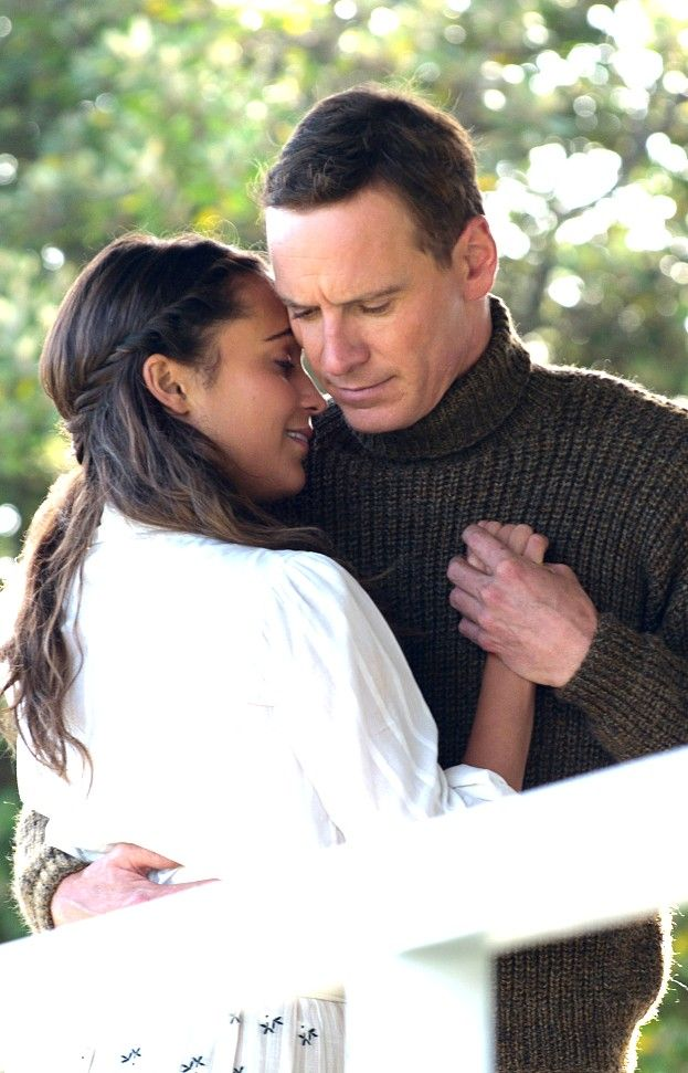 "⚓ in the Fass we trust. : Michael Fassbender & Alicia Vikander in ""The Light Between Oceans"" (2016)"