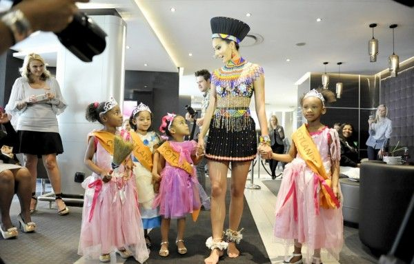 Marilyn Ramos 2012 in her traditional gown for the Miss World pageant. GALLERY: Miss SAs of the past decade | eNCA