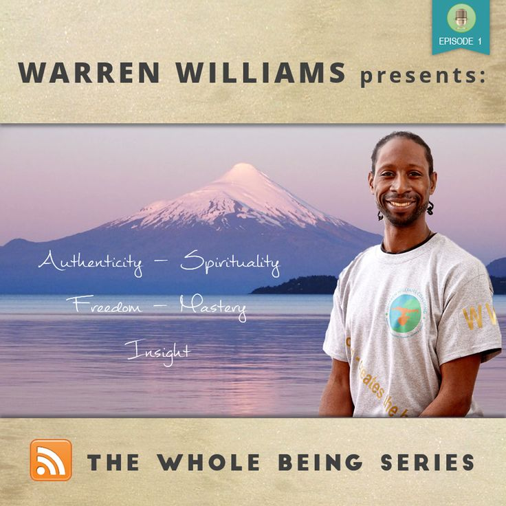 Warren Williams describes his background in martial arts and why this has helped his ability to see and understand movement patterns, Warren discusses his unique journey of discovery though spiritual learning and how this works with his scientific application of posture and assessment. Listen to the podcast here:  http://warrenwilliamscoaching.com/warren-williams-introducing-the-whole-being-series/
