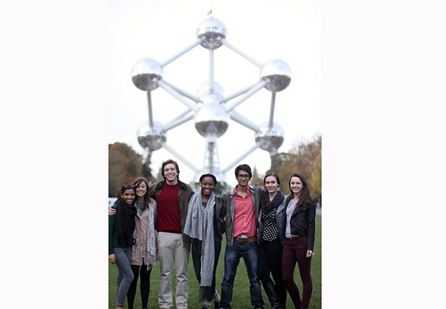 Undergraduate student Aditi Shankar blogs about studying abroad at NYU #London.