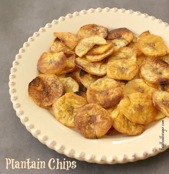 Post image for Recipe: Plantain Chips (Paleo, AIP)