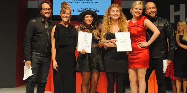 Hair Council Student of the Year. Meet the Winners!