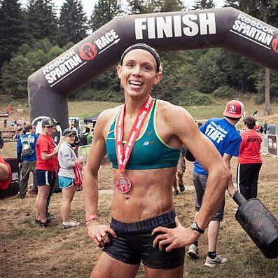 Those mud runs aren't for the weak — just ask attorney Amelia Boone, the winner of this year's Reebok Spartan Race. Our friends at Self got some muscle-building tips from the impressively fit amateur athlete.        The Reebok Spartan Race held its.