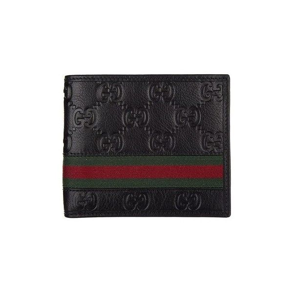 Gucci - Men's Leather Wallet GUCCISSIMA MARGAUX Purse wallet ($370) ❤ liked on Polyvore featuring men's fashion, men's bags, men's wallets, accessories, black, purse wallet, mens leather wallets, mens wallets and gucci mens wallet