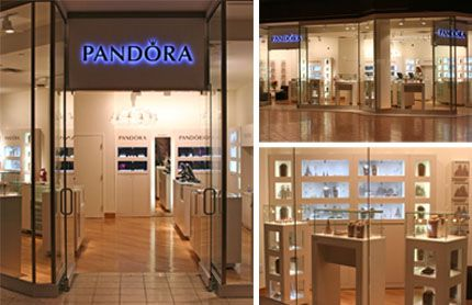 Want to visit St Louis Galleria Pandora Store
