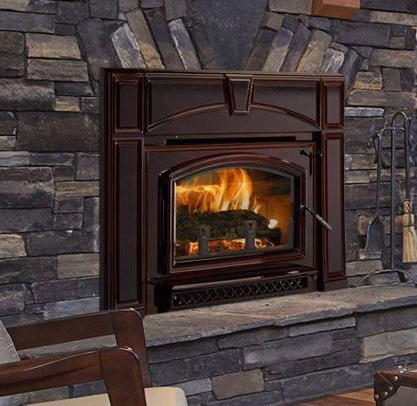 Best 25+ Wood fireplace inserts ideas on Pinterest | Fireplace ...