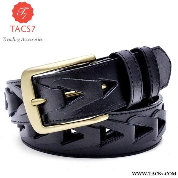 Design Belt For Men With Genuine Leather Trending Accessories