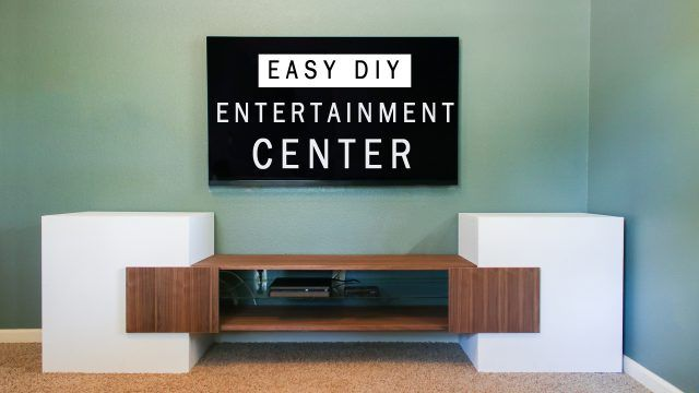 Diy Folding Workbench In 2020 Diy Entertainment Center Diy Toy Storage Diy Entertainment