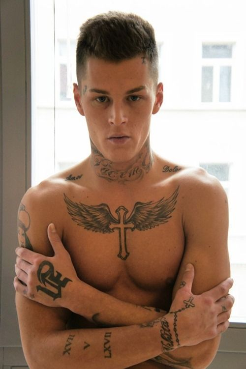 Cool Tattoos for Men | InkDoneRight  In this article, we compile dozens of cool tattoos for men, go over different locations and styles, and dig a little into how you can get a cool tattoo...