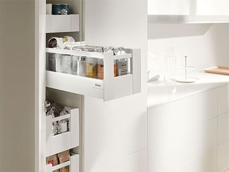 Cabinet Solutions - Space Tower