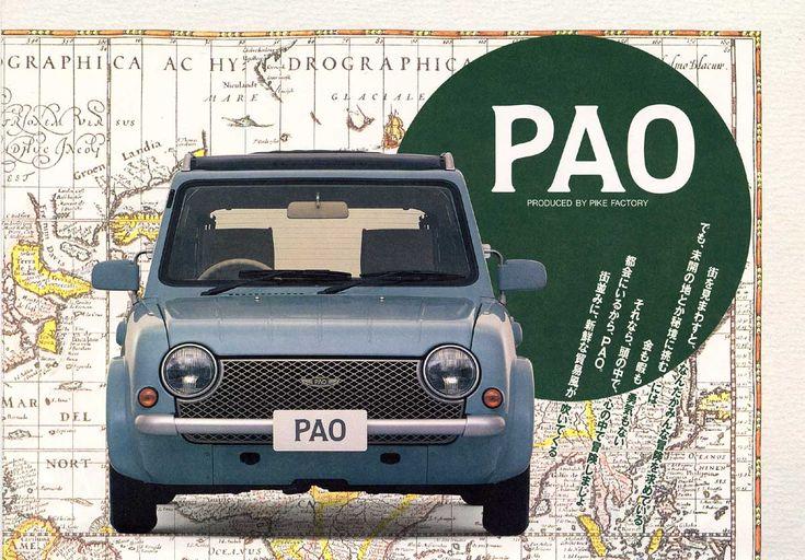 (Nissan) PAO, 1989