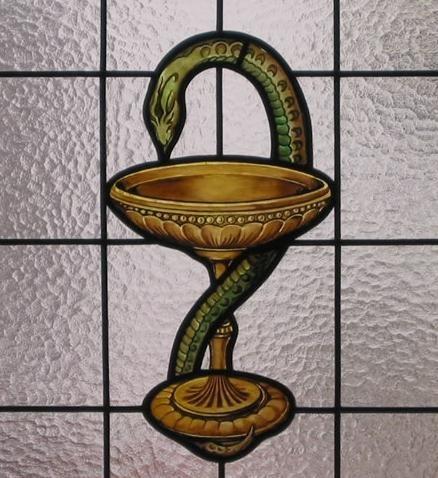 simbolo de la farmacia