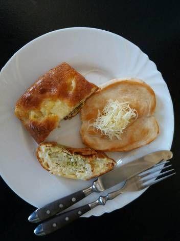 Gluténmentes Háromsajtos-kel