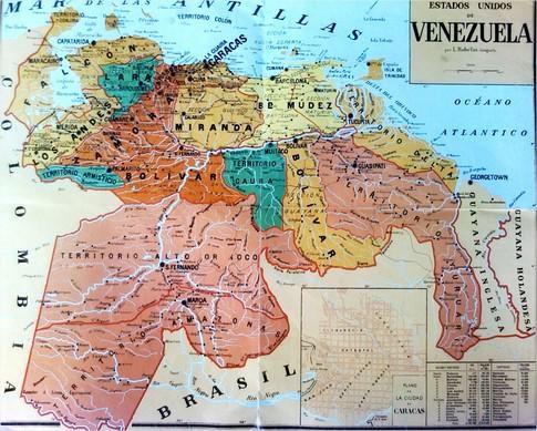 22 de septiembre de 1830 | Venezuela se separa de la Gran Colombia y declara su soberanía