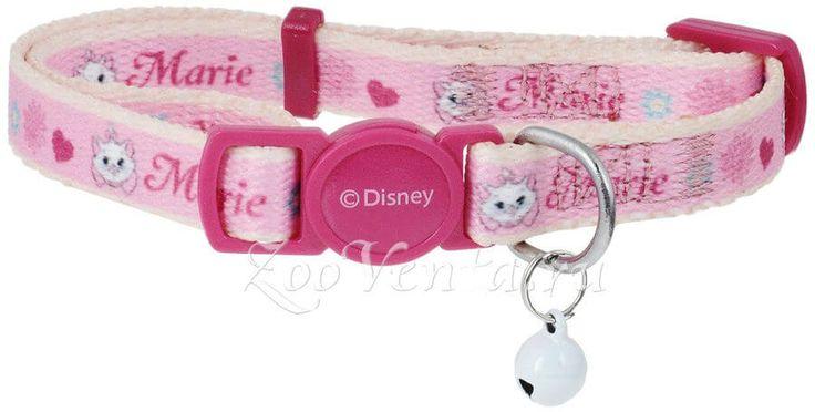 Ошейник Triol Disney Marie для кошек нейлоновый, 10*210*330 мм