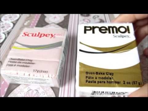 Donde comprar Sculpey en México (polymer clay, arcilla polimerica, Premo, Fimo, etc). - YouTube