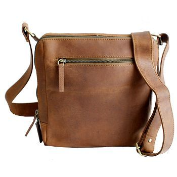 The Canada Leathers Collection - Messenger Bag style Adrian Klis 2589