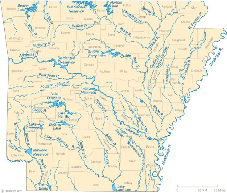 Best Map Of Arkansas Ideas On Pinterest Ozarks Map Conway - Free printable us road map