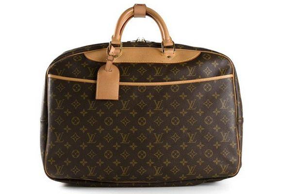 Louis Vuitton - Reisetasche, Koffer oder Tuch kennt jeder, der sich für Mode interessiert. Die klassische Monogramm-Optik der Marke, in Kombination mit Tradition und hochwertigsten Materialien, beg...