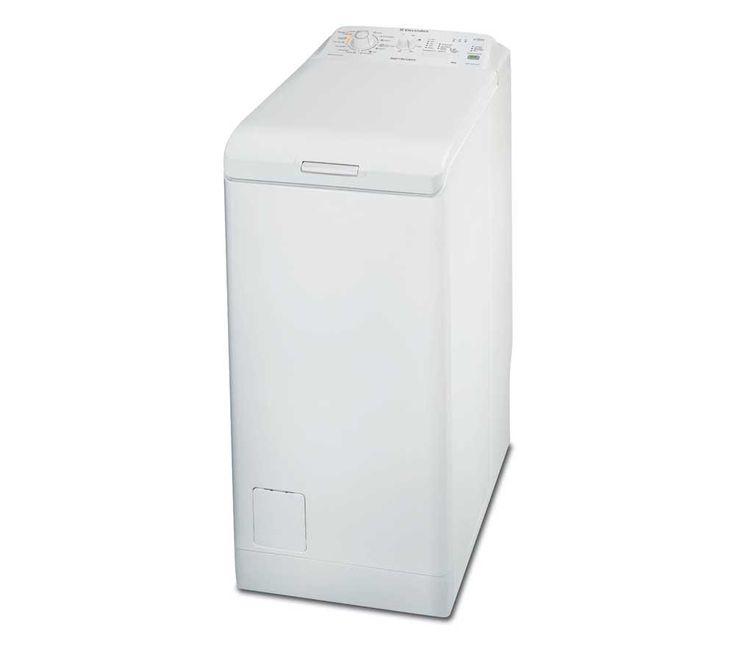 ELECTROLUX Lave linge Top EWT116212W - blanc prix soldes Carrefour.fr 278,58 € TTC au lieu de 511.91 €