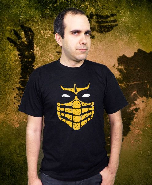 Scorpion Men's TShirt Husband Gift Tshirt Father's Day by store365