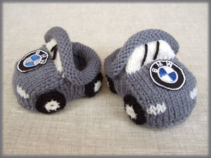 Ravelry: oxana's BMW car baby booties