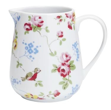 Cheerful china you can mix and match to create a dinner service that'll brighten up your day.