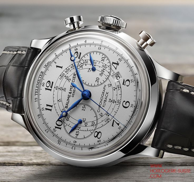 Baume & Mercier - one of my favorite watch makers
