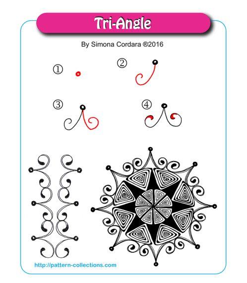 Tri-Angle by Simona Cordara