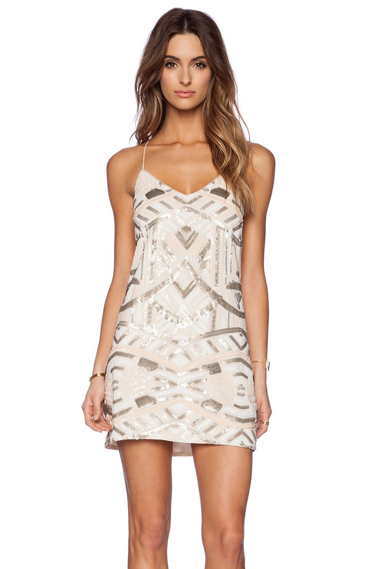 SAYLOR Talia Dress in Multi | REVOLVE -- *drool*