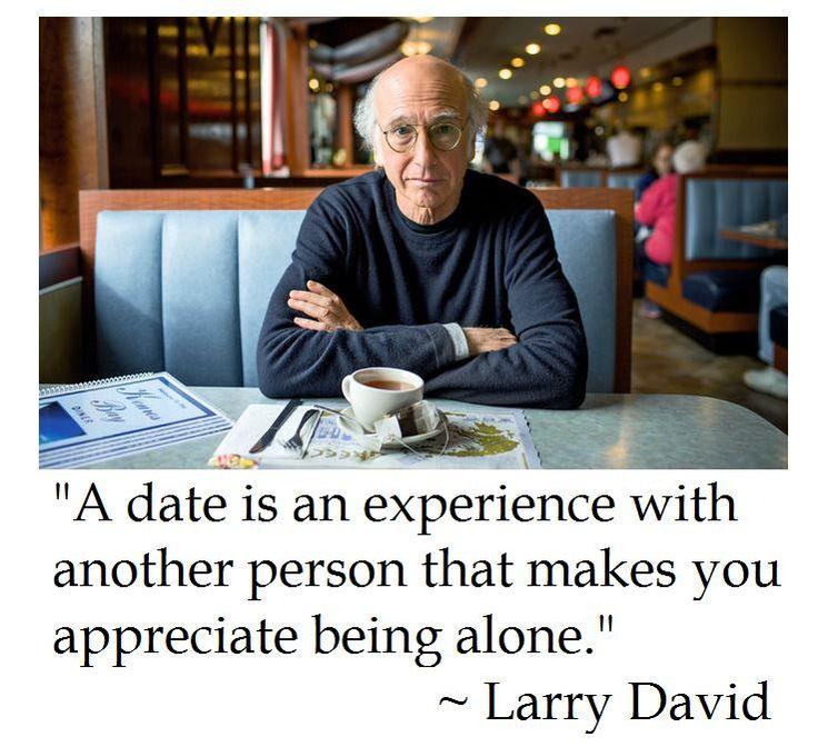 Larry David on Dates