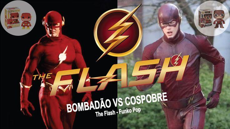 The Flash - Funko POP - Bombadão ou Cospobre? Figura POP, The Flash, The...