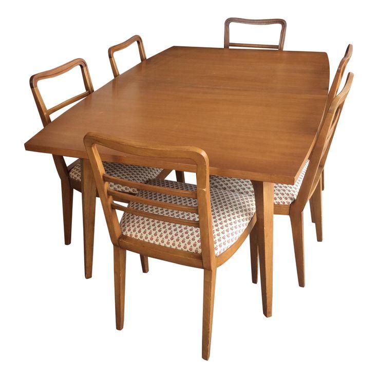 Rway Mid Century Dining Set