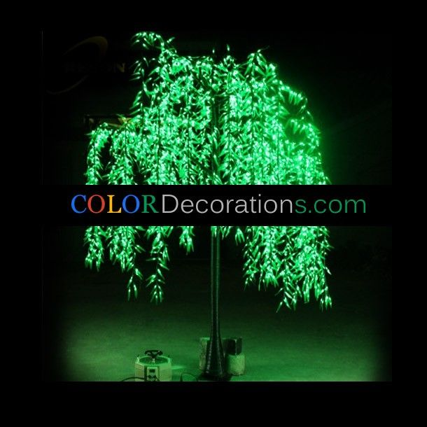 wholesale led willow trees lighting decorations for christmas wedding holiday halloween easter valentine decorations